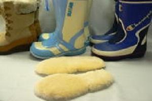 あしこしゲンキ靴中敷長靴用スタンダードタイプ男女兼用の写真